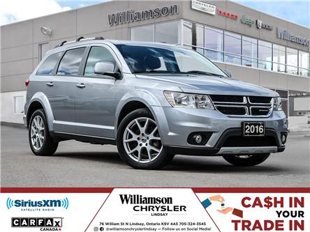 2016 Dodge Journey R/T (Stk: U1256) in Lindsay - Image 1 of 28