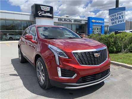 2021 Cadillac XT5 Premium Luxury (Stk: R10483) in Ottawa - Image 1 of 19