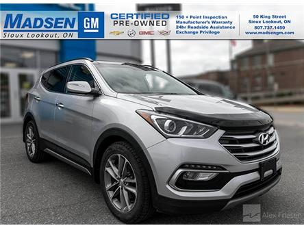 2018 Hyundai Santa Fe Sport 2.0T Limited (Stk: A21198) in Sioux Lookout - Image 1 of 8
