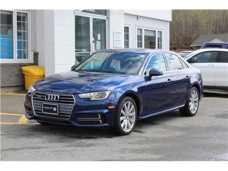 2018 Audi A4 2.0T Komfort (Stk: P21-30) in Fredericton - Image 1 of 28