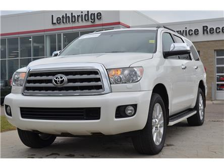 2011 Toyota Sequoia Platinum 5.7L V8 (Stk: UT0442C) in Lethbridge - Image 1 of 37