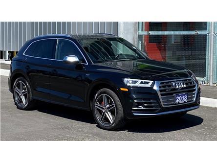 2018 Audi SQ5 3.0T Technik (Stk: 9297H) in Markham - Image 1 of 21