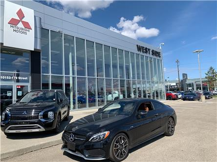 2017 Mercedes-Benz AMG C 43 Base (Stk: HF519698) in Edmonton - Image 1 of 25
