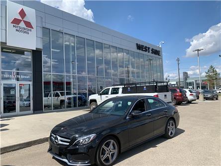 2018 Mercedes-Benz C-Class Base (Stk: D2387) in Edmonton - Image 1 of 25