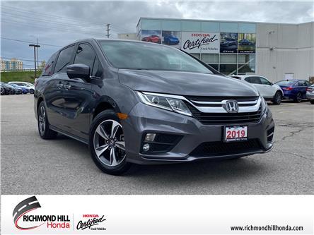 2019 Honda Odyssey EX (Stk: 212353A) in Richmond Hill - Image 1 of 25