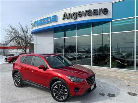2016 Mazda CX-5 GT (Stk: 1727) in Peterborough - Image 1 of 13