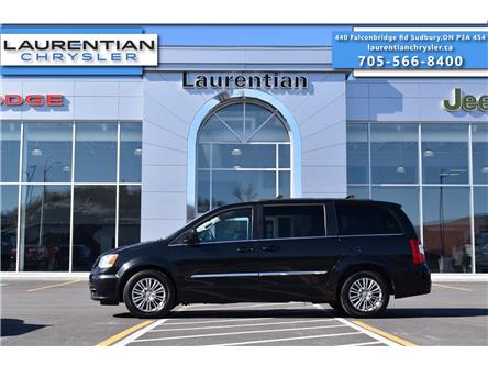 2016 Chrysler Town & Country Touring-L (Stk: 21128A) in Greater Sudbury - Image 1 of 28