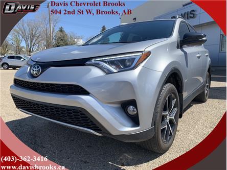 2017 Toyota RAV4 SE (Stk: 224629) in Brooks - Image 1 of 20