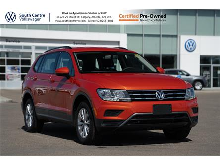 2020 Volkswagen Tiguan Trendline (Stk: U6728) in Calgary - Image 1 of 36