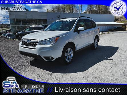 2016 Subaru Forester 2.5i Convenience Package (Stk: 21-0963A) in Sainte-Agathe-des-Monts - Image 1 of 19