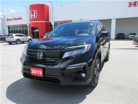 2019 Honda Pilot Black Edition (Stk: 29490L) in Ottawa - Image 1 of 20