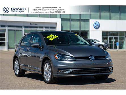 2019 Volkswagen Golf 1.4 TSI Execline (Stk: 90810) in Calgary - Image 1 of 38