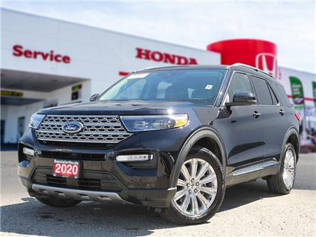 2020 Ford Explorer Limited (Stk: 21-068A) in Vernon - Image 1 of 9
