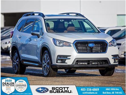 2021 Subaru Ascent Premier w/Brown Leather (Stk: 404511) in Red Deer - Image 1 of 22