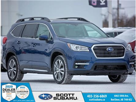 2021 Subaru Ascent Limited (Stk: 433505) in Red Deer - Image 1 of 12