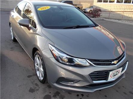 2017 Chevrolet Cruze Premier Auto (Stk: A768Y) in Windsor - Image 1 of 5