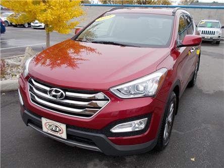 2015 Hyundai Santa Fe Sport  (Stk: A748) in Windsor - Image 1 of 6