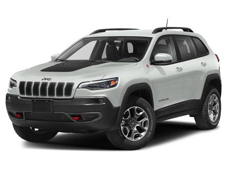 2021 Jeep Cherokee Trailhawk (Stk: 21241) in North Bay - Image 1 of 10