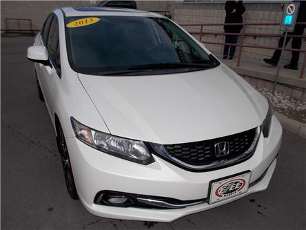 2013 Honda Civic Touring (Stk: A853Y) in Windsor - Image 1 of 6