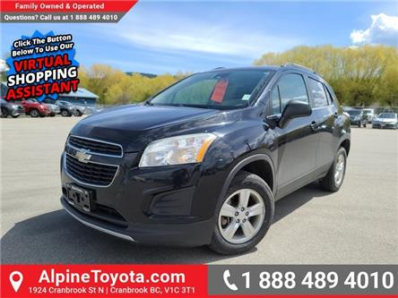 2015 Chevrolet Trax 1LT (Stk: S034200A) in Cranbrook - Image 1 of 20