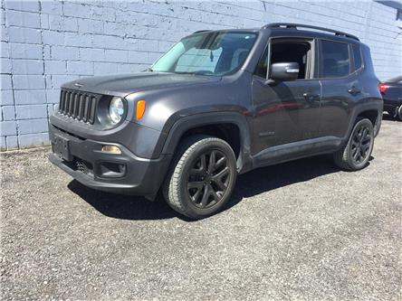 2016 Jeep Renegade North (Stk: 3101A) in Belleville - Image 1 of 8