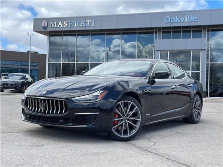 2021 Maserati Ghibli S Q4 GranLusso (Stk: 744MA) in Oakville - Image 1 of 17
