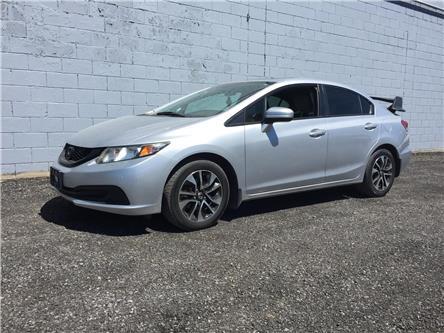 2014 Honda Civic EX (Stk: 3547) in Belleville - Image 1 of 13