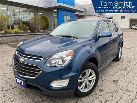 2017 Chevrolet Equinox 1LT (Stk: 210175A) in Midland - Image 1 of 20