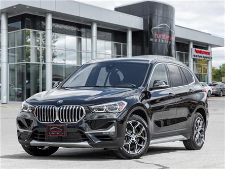 2020 BMW X1 xDrive28i (Stk: 21HMS539) in Mississauga - Image 1 of 22