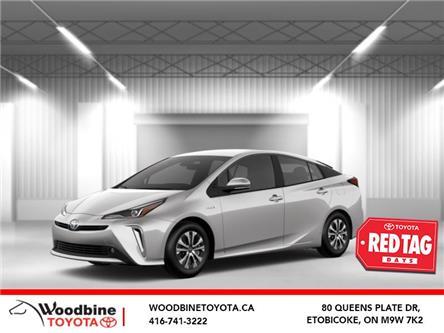 2020 Toyota Prius Technology (Stk: 20-583) in Etobicoke - Image 1 of 4
