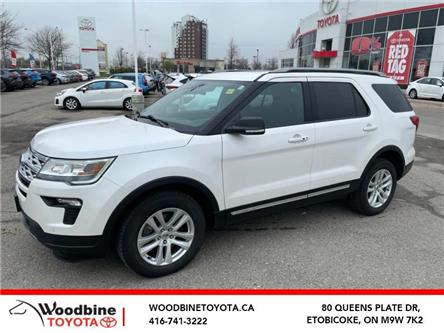 2019 Ford Explorer XLT (Stk: 20-595A) in Etobicoke - Image 1 of 26