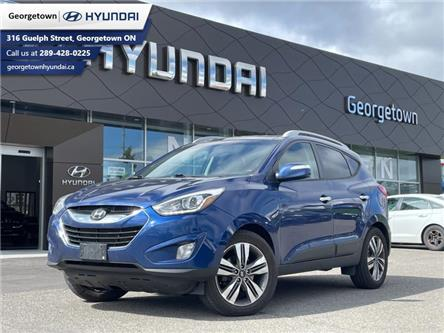 2014 Hyundai Tucson GLS (Stk: 1127A) in Georgetown - Image 1 of 29