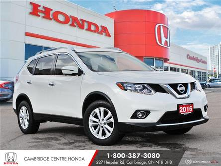 2016 Nissan Rogue  (Stk: 21654B) in Cambridge - Image 1 of 27