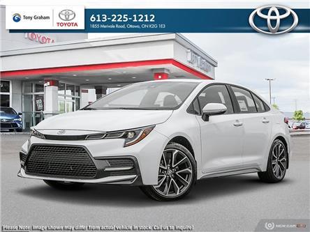 2021 Toyota Corolla SE (Stk: 60162) in Ottawa - Image 1 of 23