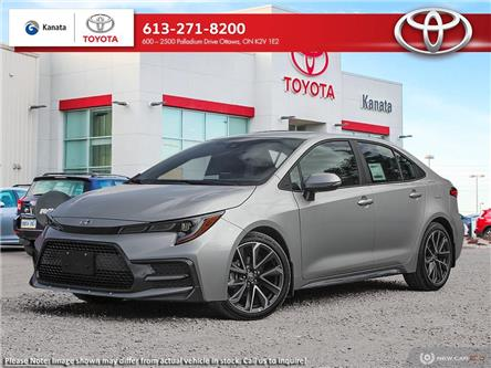 2021 Toyota Corolla SE (Stk: 91051) in Ottawa - Image 1 of 24