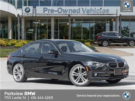 2017 BMW 320i xDrive Sedan (8E57) (Stk: PP9809) in Toronto - Image 1 of 23