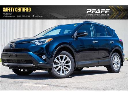 2018 Toyota RAV4 Limited (Stk: 24473A) in Mississauga - Image 1 of 21
