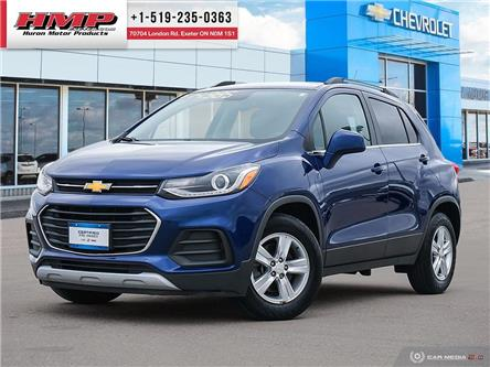 2017 Chevrolet Trax LT (Stk: 85526) in Exeter - Image 1 of 27