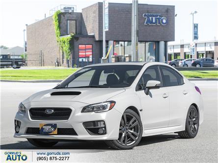 2017 Subaru WRX Sport-tech (Stk: 838388) in Milton - Image 1 of 22