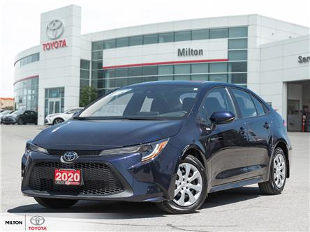 2020 Toyota Corolla LE (Stk: 130058A) in Milton - Image 1 of 21