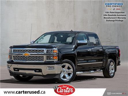 2014 Chevrolet Silverado 1500 LTZ (Stk: 103551U) in Calgary - Image 1 of 27