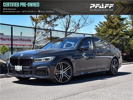 2021 BMW 745Le xDrive (Stk: F39978) in Markham - Image 1 of 25