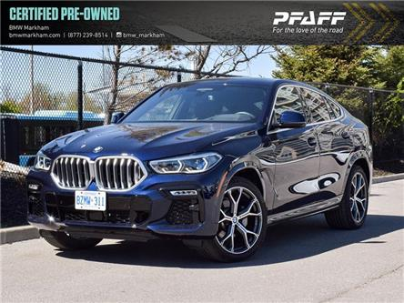 2020 BMW X6 xDrive40i (Stk: F40056D) in Markham - Image 1 of 26