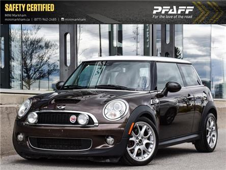 2010 MINI Cooper S Base (Stk: O13361A) in Markham - Image 1 of 24