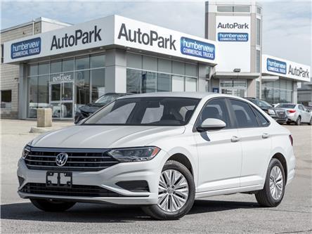 2019 Volkswagen Jetta 1.4 TSI Comfortline (Stk: APR9956) in Mississauga - Image 1 of 19