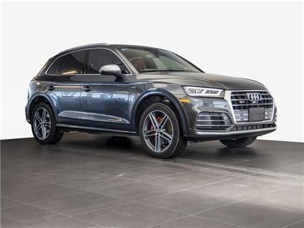 2018 Audi SQ5 3.0T Progressiv (Stk: 93042A) in Nepean - Image 1 of 21