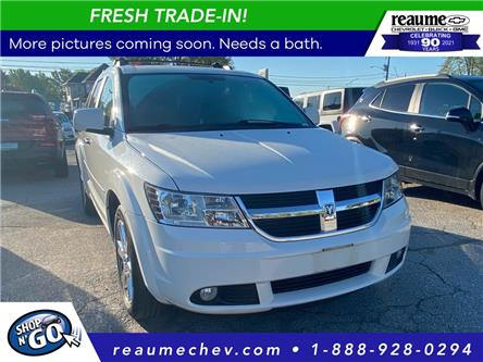 2010 Dodge Journey R/T (Stk: 21-0053A) in LaSalle - Image 1 of 2