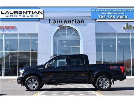 2018 Ford F-150 Lariat (Stk: 21259A) in Sudbury - Image 1 of 29