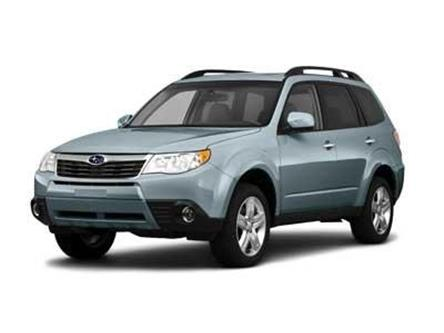 2010 Subaru Forester 2.5 X Limited Package (Stk: 21233B) in Sudbury - Image 1 of 2