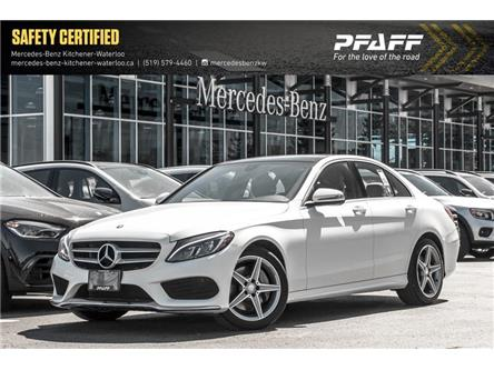 2016 Mercedes-Benz C-Class Base (Stk: 40214A) in Kitchener - Image 1 of 23